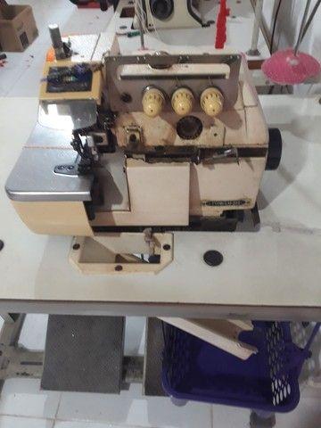 Maquina  ovelock  - Foto 4