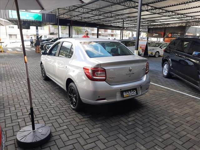 Renault Logan 1.0 12v Sce Expression - Foto 4