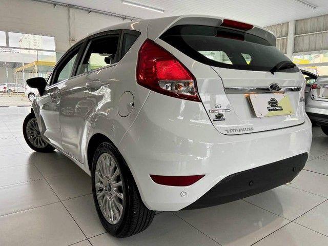 Ford New Fiesta Hatch 1.6 TITANIUM POWERSHIFT - Foto 5