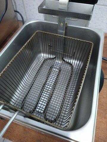 Fritadeira eletrica profissional cotherm