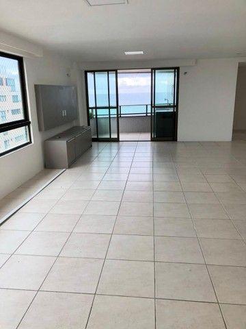 Ak.Apartamento Vista para o Mar do Pina,152M²,3 Suítes,Móveis Fixos. - Foto 5
