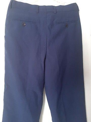 Calça social azul marinho  - Foto 2