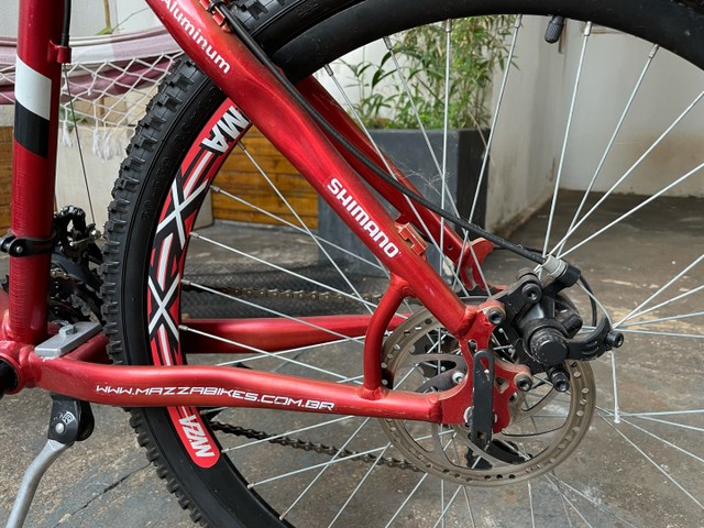 Bicicleta Mazza New Times aro 26 - Foto 4