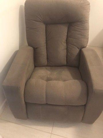 Poltrona Matrix Nala reclinável