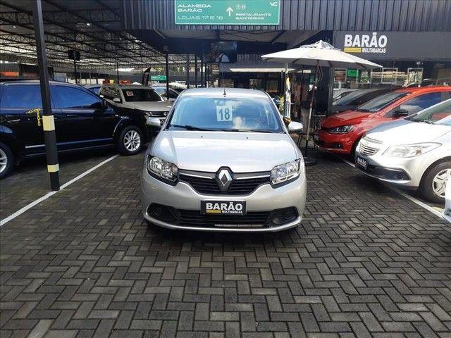 Renault Logan 1.0 12v Sce Expression - Foto 2
