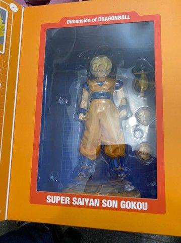 Goku DOD Megahouse original  - Foto 3