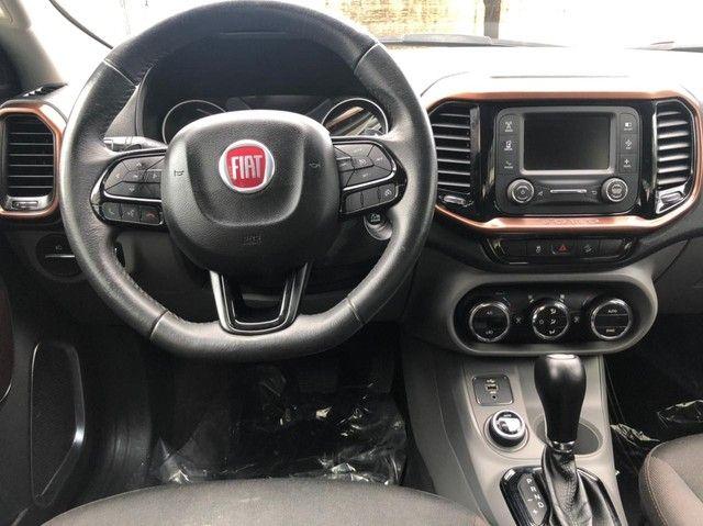 Fiat Toro Volcano 2019 DIESEL completíssima! 4x4! Top!!! - Foto 11