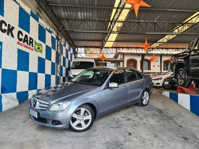 "Mercedes C180 Classic 1.8 Turbo Automático - 2011 "" Impecável ""  - Foto 2"