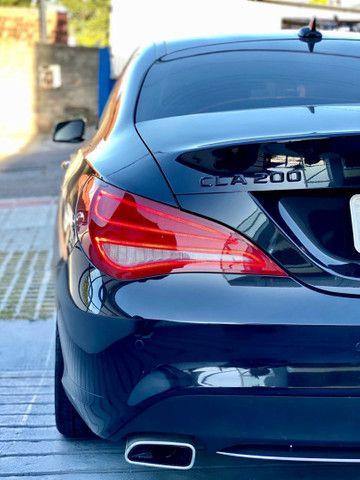 Mercedes CLA 200 Urban 2016 - Revisada e Chrome Delete - Foto 4