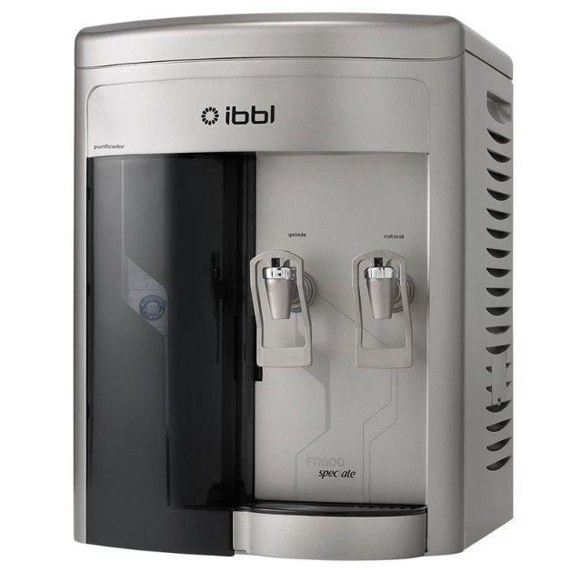 Purificador de Agua ibbl Fr600 Speciale 220v Prata