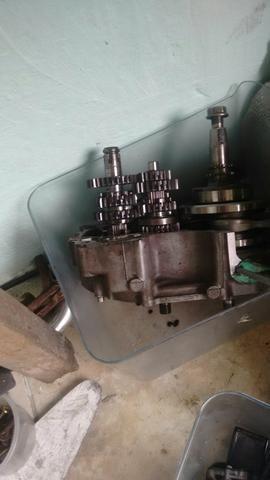 Peças de motor de 125
