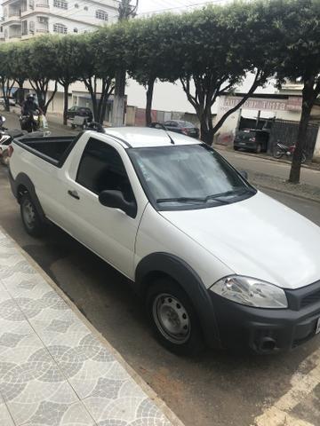 Fiat strada working 1.4 mod 2016