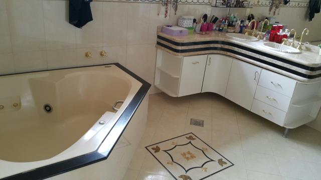 Casa sobrado 5 quartos suítes piscina churrasqueira rua 6 Vicente pires - Foto 15
