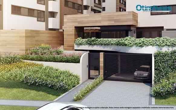 Apartamento com 2 dormitórios à venda, 56 m² por r$ 345.900,00 - santo inácio - curitiba/p - Foto 3
