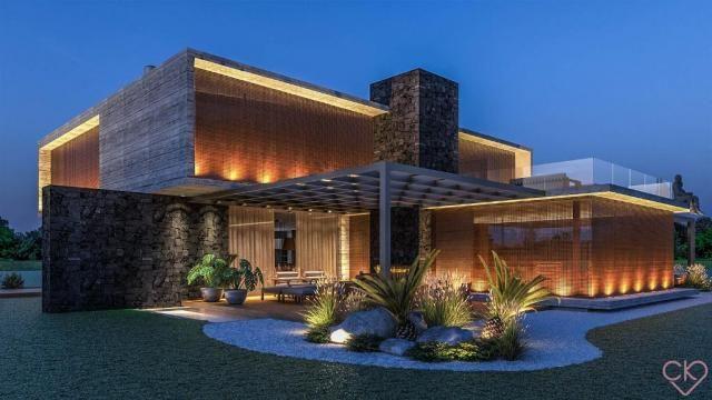 Casa com 5 dormitórios à venda, 1023 m² por r$ 13.544.000,00 - alphaville - gramado/rs - Foto 14