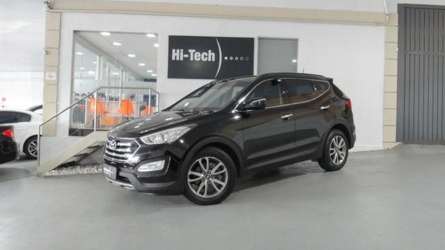 Perfect Hyundai Santa Fe Blindado Nível 3 A 2014