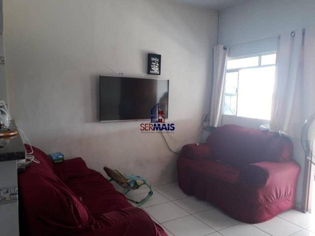 Excelente Casa em alvenaria à venda na Rua Rondônia no bairro Jardim dos Migrantes - Foto 4