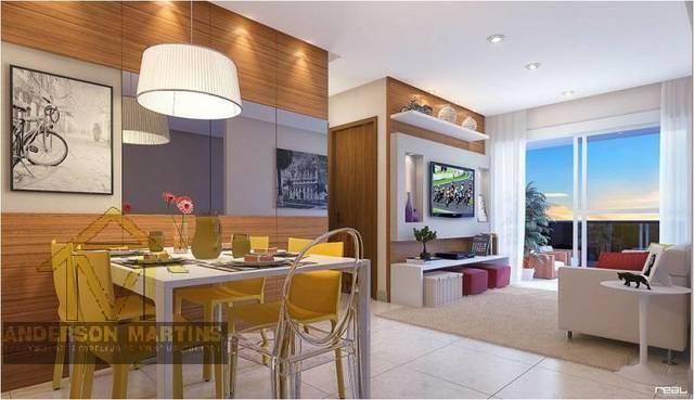 Apartamento à venda com 2 dormitórios em Jardim camburi, Vitória cod:8628 - Foto 13