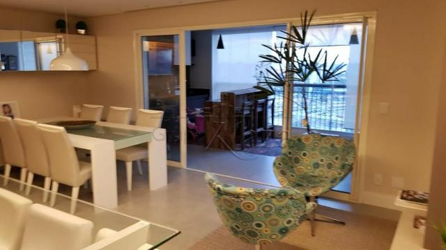 Apartamento Jd Aquarius 116 m² Estuda Permuta Menor Valor - Foto 2