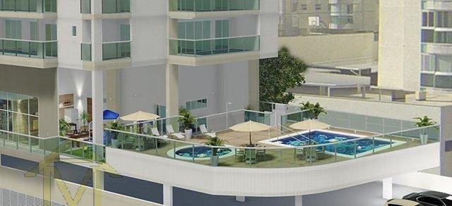 Apartamento à venda com 3 dormitórios em Barro vermelho, Vitória cod:3840 - Foto 4