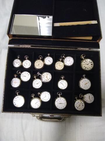 b0c86a7e246 Coleção de Relógios de Bolso Roskof Patent (1910 a 1930 ...