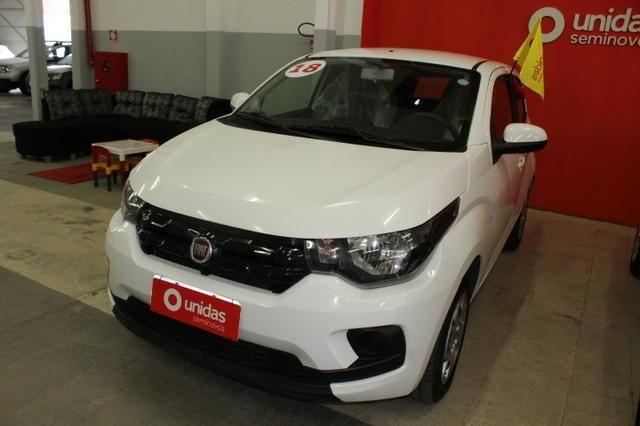 Fiat Mobi mobi drive 1.0 2018 - Foto 3