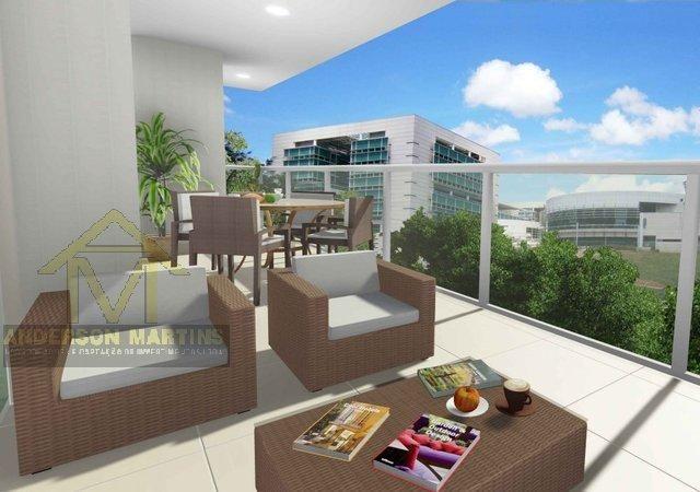 Apartamento à venda com 3 dormitórios em Barro vermelho, Vitória cod:3840 - Foto 11