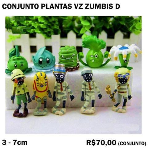 Conjunto Plantas vs Zumbis (4 Conjuntos Diferentes) Cada 70,00 - Foto 4