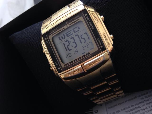 bc254482293 Relógio Casio Vintage original - Bijouterias