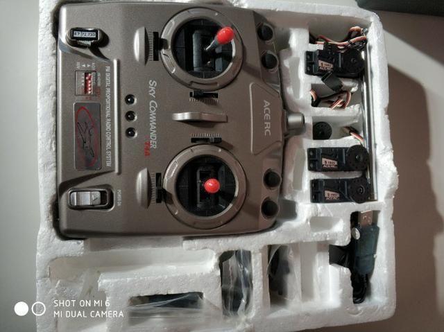 Thunder Tiger 1/10 Nitro TS4 BMW Salvat Completo - Foto 4