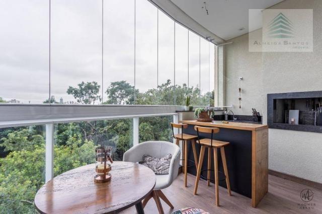 Apartamento à venda, 185 m² por r$ 1.549.000,00 - campo comprido - curitiba/pr - Foto 17