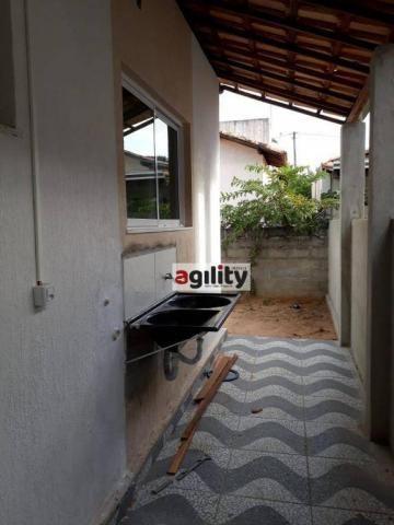 Casa com 3 dormitórios para alugar, 95 m² por r$ 1.400/mês - liberdade - parnamirim/rn - Foto 20