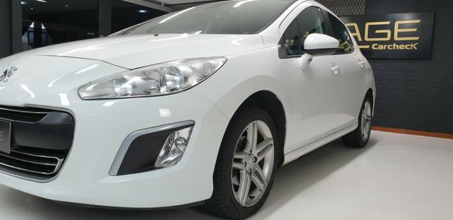 Peugeot 308 Allure 2.0 Flex 16V Aut. 12/13 - Foto 5