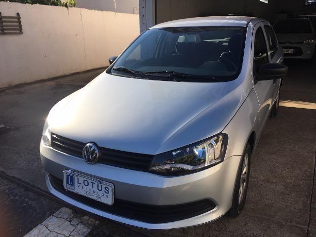 Vw - Volkswagen Voyage 1.6 Trendline 50 mil km!!! - Foto 4