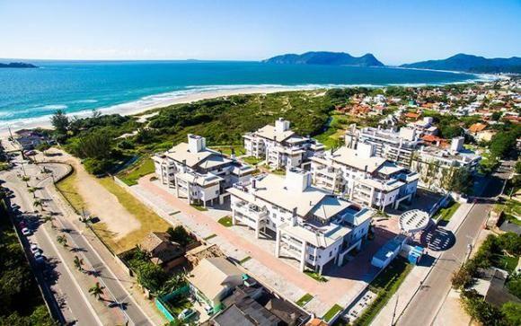 Apartamento garden com 2 dormitórios frente mar - campeche - florianópolis/sc - Foto 2
