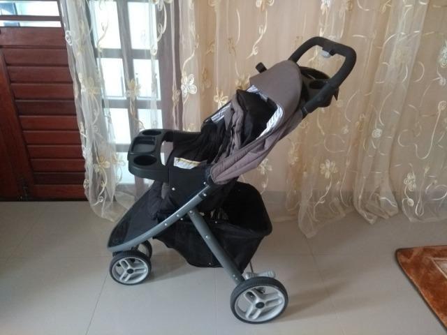 Carrinho de bebê Graco Pace Click Connect EUA
