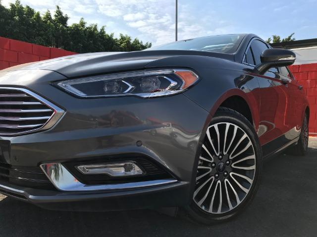 Ford Fusion Awd 2017