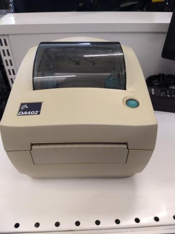 Impressora Térmica de Etiquetas Zebra DA402