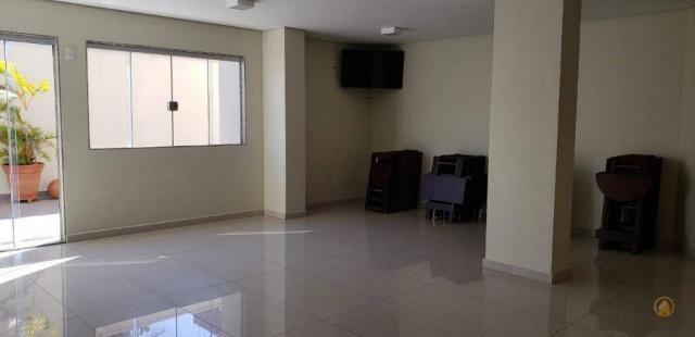 Apartamento com 3 dormitórios à venda, 88 m² por r$ 380.000,00 - santo agostinho - franca/ - Foto 4