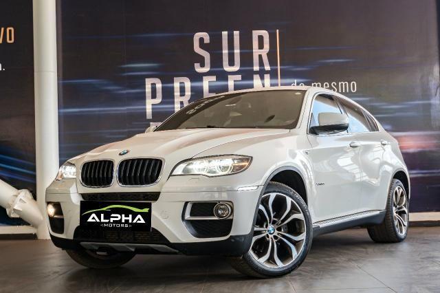 BMW X6 Drive 3.5i 2013/2013 Único dono