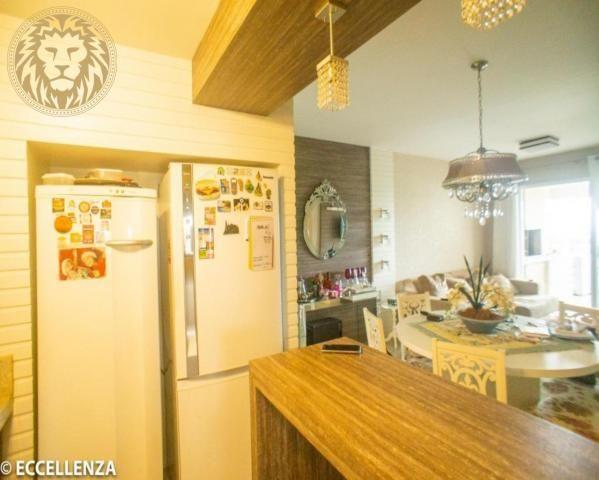 Apartamento 3 dormitórios, vista mar no campeche em florianópolis. - Foto 20