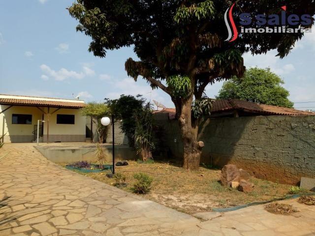 Casa à venda com 3 dormitórios em Setor habitacional vicente pires, Brasília cod:CA00458 - Foto 2