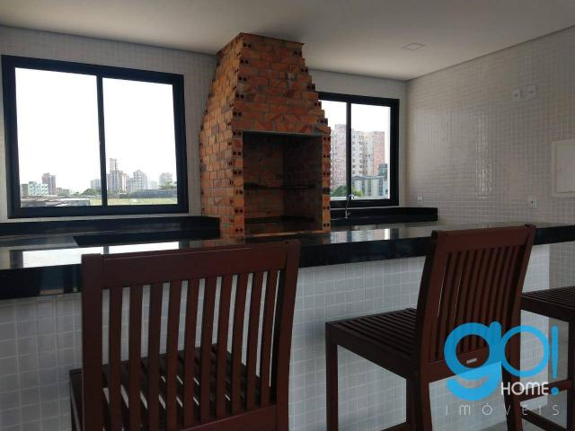 Ed. Águas de Março com 3 quartos para venda, 89 m² por R$ 650.475,00 - São Brás - Belém/PA - Foto 7