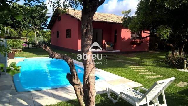 Casa à venda com 3 dormitórios em Pium (distrito litoral), Parnamirim cod:820506