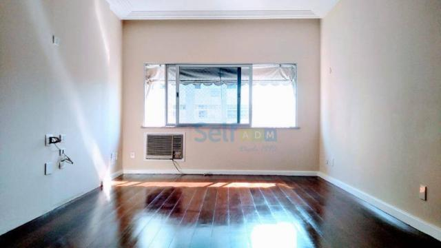 Apartamento com 3 dormitórios para alugar, 105m² - Icaraí - Niterói/RJ - Foto 4