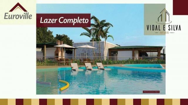 Condomínio euroville, terrenos, lotes residenciais, 160m² à 365m² - centro - ananindeua/pa - Foto 17