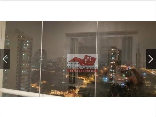 Apartamento com 1 dormitório para alugar, 38 m² por r$ 2.000,00/mês - ipiranga - são paulo - Foto 5