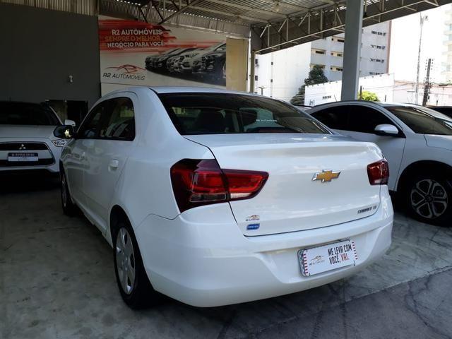 Chevrolet 2017 Cobalt 1.4 lt Flex / gás natural mecânico completo confira - Foto 6