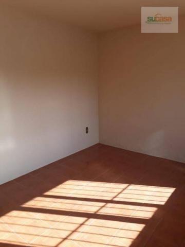 Casa com 3 dormitórios para alugar, 1 m² por R$ 1.150/mês - Fragata - Pelotas/RS - Foto 2
