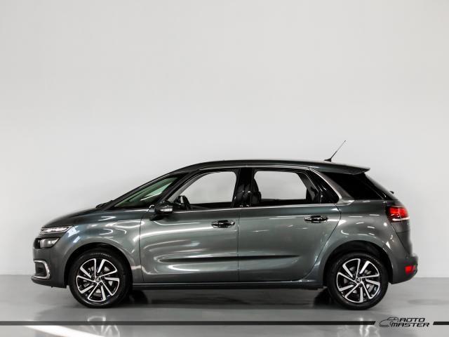 Citroën C4 Picasso Intensive 1.6 Turbo 16V Aut. - Cinza - 2018 - Foto 5